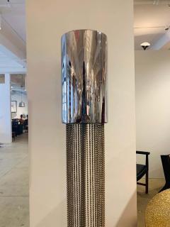 Pierre Cardin Pair of Pierre Cardin 1970s High Style Floor Lamps - 1626072