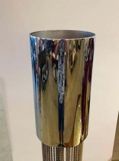 Pierre Cardin Pair of Pierre Cardin 1970s High Style Floor Lamps - 1626077