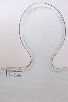 Pierre Cardin Pierre Cardin Narciso Mirror by Acerbis c 1970 - 1089399
