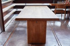 Pierre Chapo 1960s Pierre Chapo Model T14D Dining Table - 932643