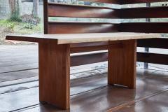 Pierre Chapo 1960s Pierre Chapo Model T14D Dining Table - 932646