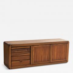 Pierre Chapo B10 B E D Sideboard in Solid Elm by Pierre Chapo France 1970s - 757893