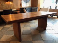 Pierre Chapo Elm wood Dining Table model T14c - 2017263