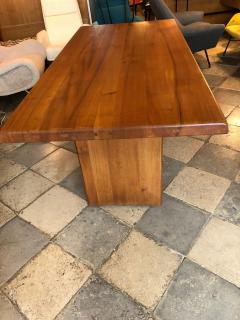 Pierre Chapo Elm wood Dining Table model T14c - 2017267