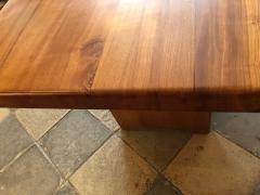 Pierre Chapo Elm wood Dining Table model T14c - 2017270