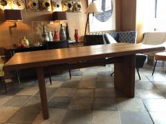 Pierre Chapo Elm wood Dining Table model T14c - 2017273
