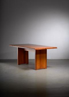 Pierre Chapo Large Pierre Chapo dining table France 1960s - 1960528