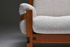 Pierre Chapo Pierre Chapo S15 easy chairs boucl 1964 - 1952893