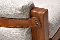 Pierre Chapo Pierre Chapo S15 easy chairs boucl 1964 - 1952896