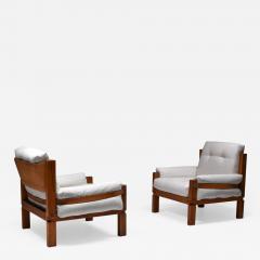 Pierre Chapo Pierre Chapo S15 easy chairs boucl 1964 - 1955249
