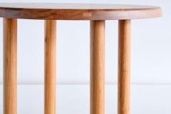Pierre Chapo Pierre Chapo T02 Dining Table in Solid Elm Chapo Creation France - 2099404