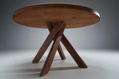 Pierre Chapo Pierre Chapo T21C Sfax Dining Table France 1960s - 1671113