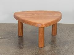 Pierre Chapo Pierre Chapo Three Legged Coffee Table - 1468212