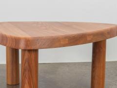 Pierre Chapo Pierre Chapo Three Legged Coffee Table - 1468219