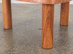 Pierre Chapo Pierre Chapo Three Legged Coffee Table - 1468221