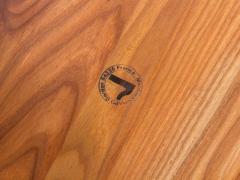 Pierre Chapo Pierre Chapo Three Legged Coffee Table - 1468222