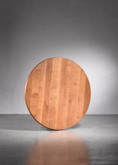 Pierre Chapo Pierre Chapo low and large T02 coffee table - 1702390
