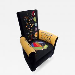 Pierre Chareau Set of Eight Custom Armchairs by Pierre Chareau - 419230