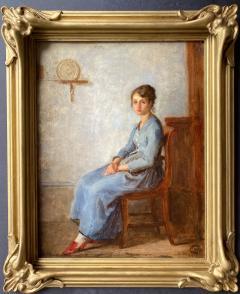 Pierre Edouard Frere A French Nurse  - 1864730