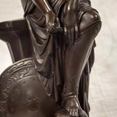 Pierre Eug ne Emile H bert A Fine Patinated Bronze Sculpture depicting Thetis - 1469104