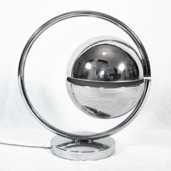 Pierre Folie Astrolabe Lamp by Pierre Folie for Maison Charpentier - 1450872
