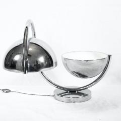 Pierre Folie Astrolabe Lamp by Pierre Folie for Maison Charpentier - 1450873