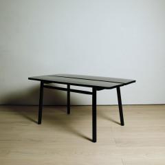 Pierre Gautier Delaye Ebonized Dining Table by Pierre Gautier Delaye - 1899324