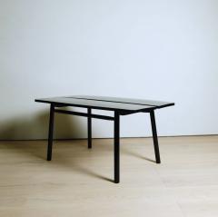 Pierre Gautier Delaye Ebonized Dining Table by Pierre Gautier Delaye - 1899326