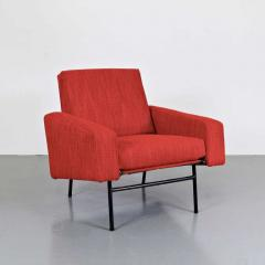 Pierre Guariche 1960s Pierre Guariche Lounge Chair for Airborne - 821389