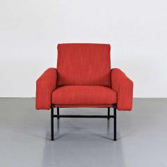 Pierre Guariche 1960s Pierre Guariche Lounge Chair for Airborne - 821391