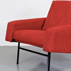 Pierre Guariche 1960s Pierre Guariche Lounge Chair for Airborne - 821393