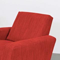 Pierre Guariche 1960s Pierre Guariche Lounge Chair for Airborne - 821394