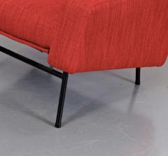 Pierre Guariche 1960s Pierre Guariche Lounge Chair for Airborne - 821395
