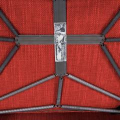 Pierre Guariche 1960s Pierre Guariche Lounge Chair for Airborne - 821396