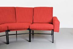 Pierre Guariche 1960s Rare Pierre Guariche Large Sofa for Airborne - 824428