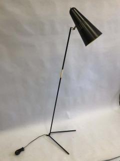 Pierre Guariche French Mid Century Modern Prototype Floor Lamp Serge Mouille Pierre Guariche - 1623330