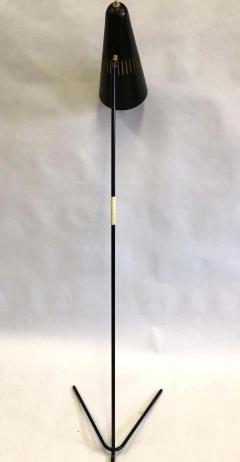 Pierre Guariche French Mid Century Modern Prototype Floor Lamp Serge Mouille Pierre Guariche - 1623333