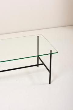 Pierre Guariche Glass Coffee Table by Pierre Guariche for Disderot France 1950s - 968935