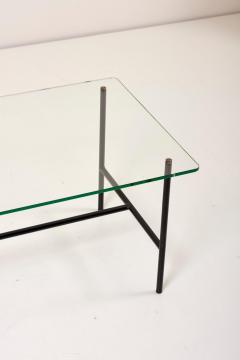 Pierre Guariche Glass Coffee Table by Pierre Guariche for Disderot France 1950s - 968936
