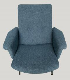 Pierre Guariche Pair of SK660 armchairs by Pierre Guariche Steiner edition 1953 - 2027842