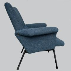 Pierre Guariche Pair of SK660 armchairs by Pierre Guariche Steiner edition 1953 - 2027845