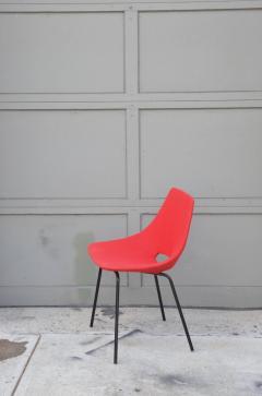 Pierre Guariche Pair of Tonneau Chairs by Pierre Guariche - 1062039