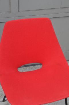 Pierre Guariche Pair of Tonneau Chairs by Pierre Guariche - 1062042