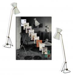 Pierre Guariche Rare Floor Lamp Model of Pierre Guariche 1970 - 777909