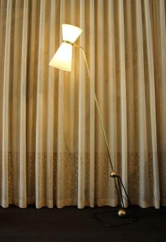 Pierre Guariche Rare Set of Four Floor Lamps Model of Pierre Guariche 1970 - 777872