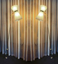 Pierre Guariche Rare Set of Four Floor Lamps Model of Pierre Guariche 1970 - 777874