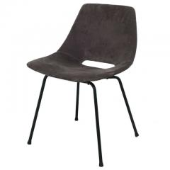 Pierre Guariche Tonneau Chair by Pierre Guariche for Steiner - 833157
