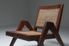 Pierre Jeanneret Easy Chairs by Jeanneret Chandigarh 1955 - 1931217