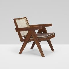Pierre Jeanneret Easy chair from the administrative buildings of Chandigarh - 1199611