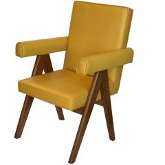 Pierre Jeanneret Pair of Chandigarh Committee Chairs By Pierre Jeanneret - 334013